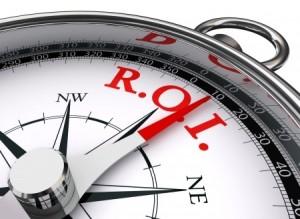 Return on investment marketing