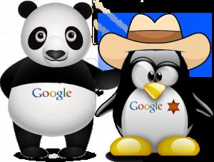 Google Panda i Pingwin