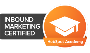 HubSpot Inbound Marketing Cert Image