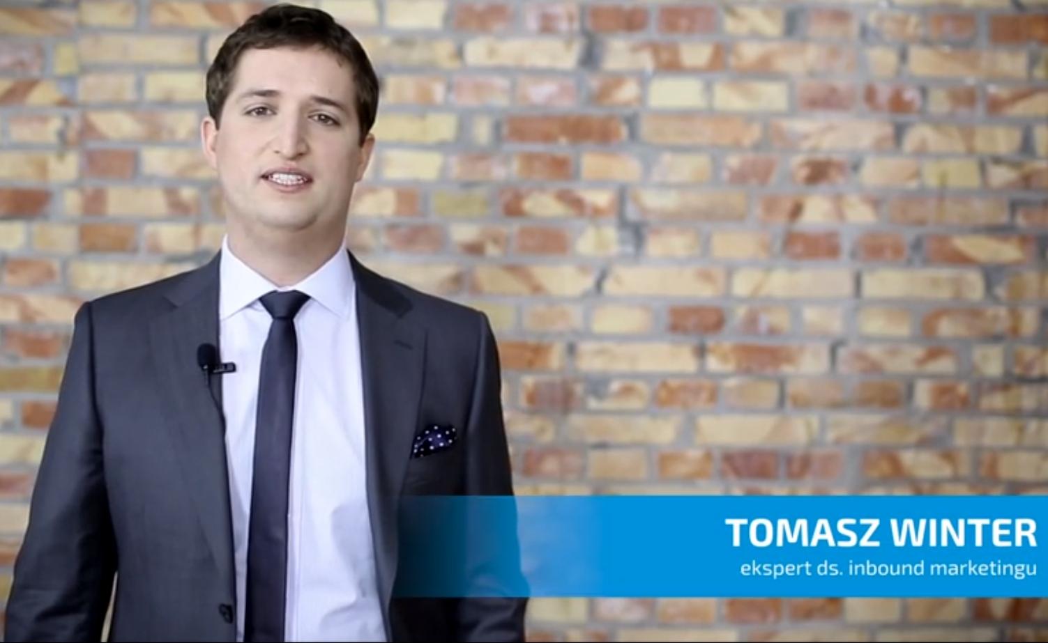 Tomasz Winter kampania content marketing