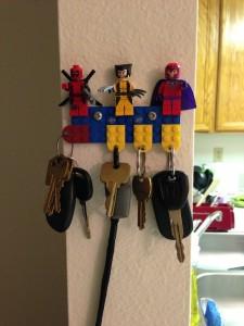 klucze lego