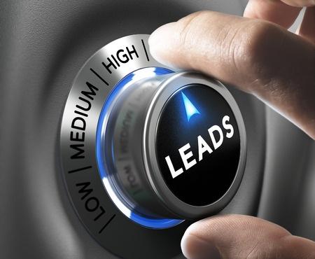generowanie leadow